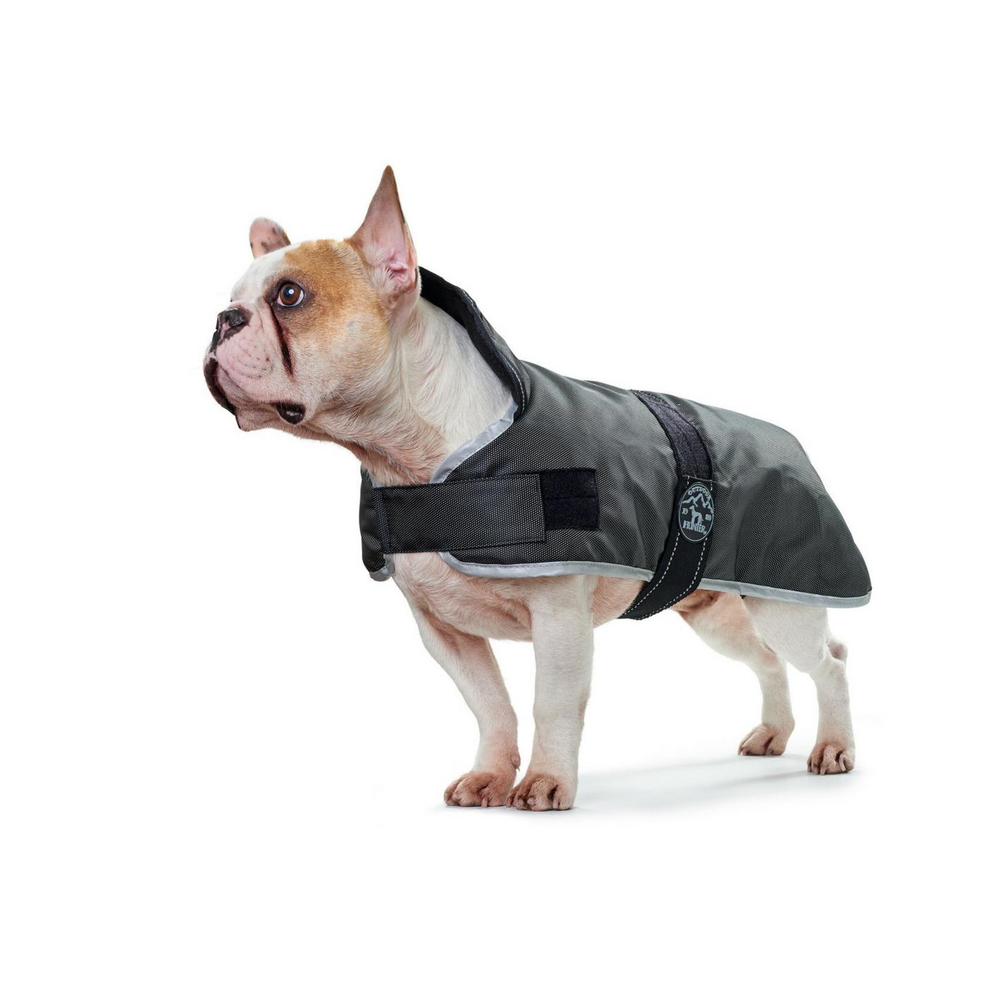 Cappottino Denali Hunter Grigio per Cani - GEA Pet Shop - 606d051b2e5a
