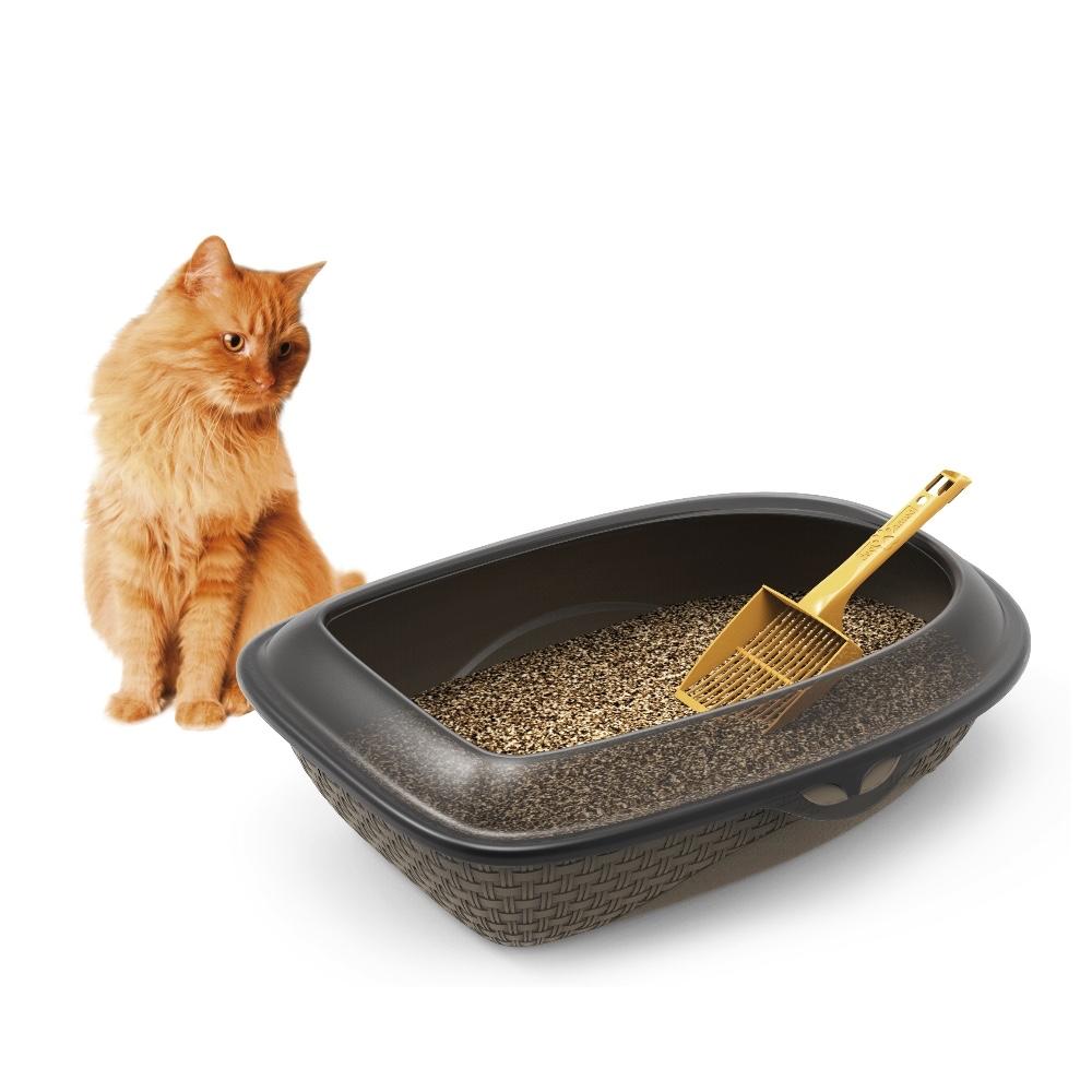 Lettiera Per Gatti Aperta Sabbia Bama Pet Gea Pet Shop