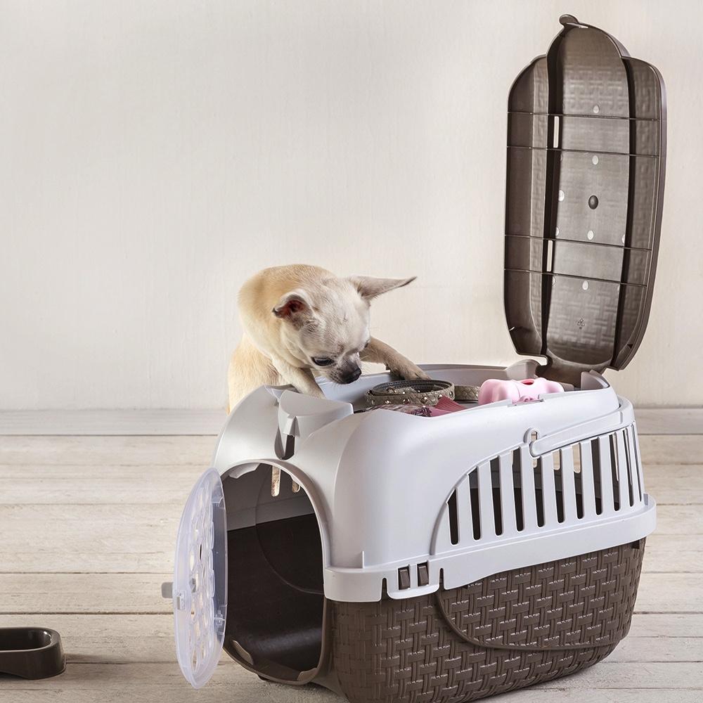 chaussure bons plans sur la mode choisissez le dégagement Trasportino Tour per Gatti e Cani di Piccola Taglia Bama Pet