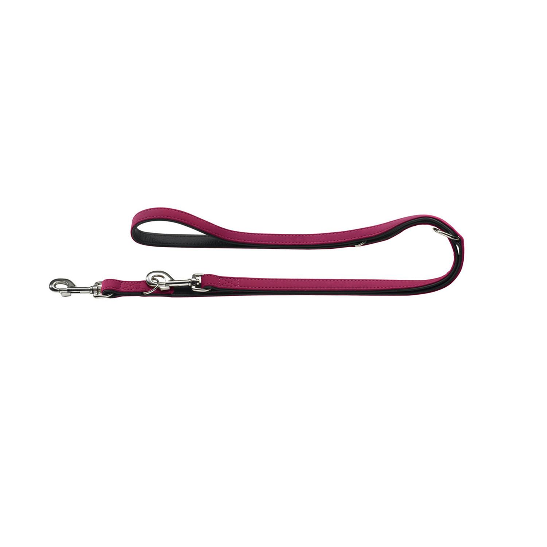 Hunter Guinzaglio da Passeggio Regolabile Softie Colore Lampone per Cani 9fedfd5deea